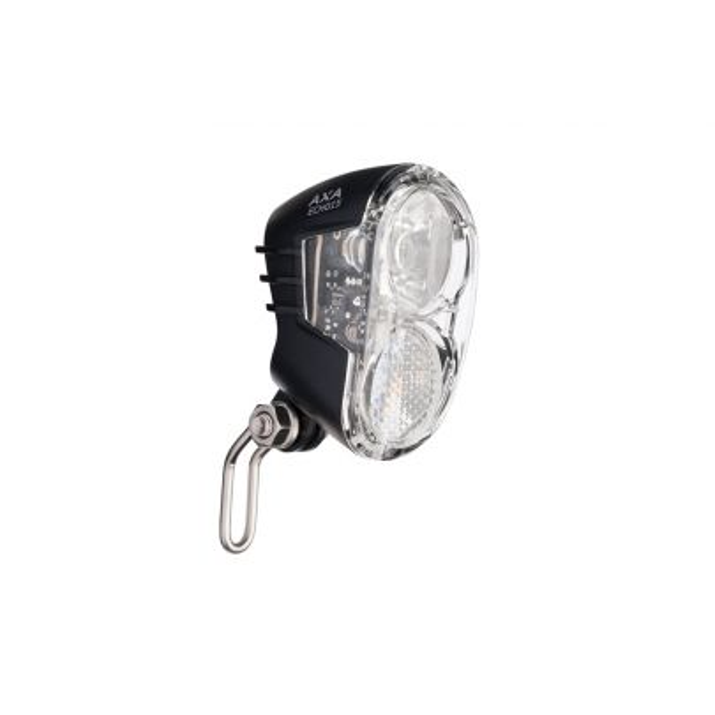 Axa Echo Steady Auto Dynamo Headlight 15 Lux