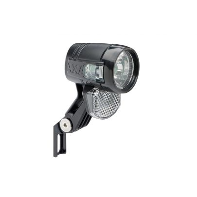 Axa Blueline 30-T Steady Auto Dynamo Headlight Black