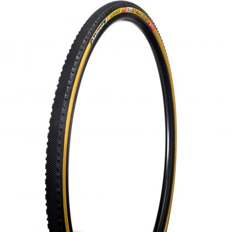 Challenge Almanzo Gravel Tyre PRO HTLTU Tan 260tpi 700x33c